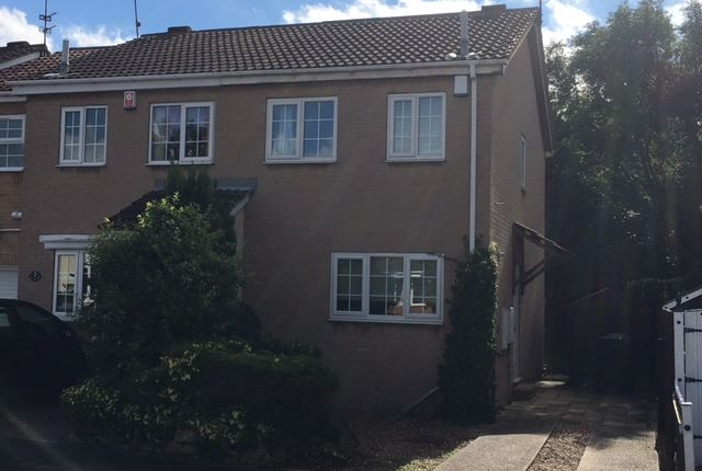 Thumbnail Semi-detached house to rent in Crossfield Drive, Skellow