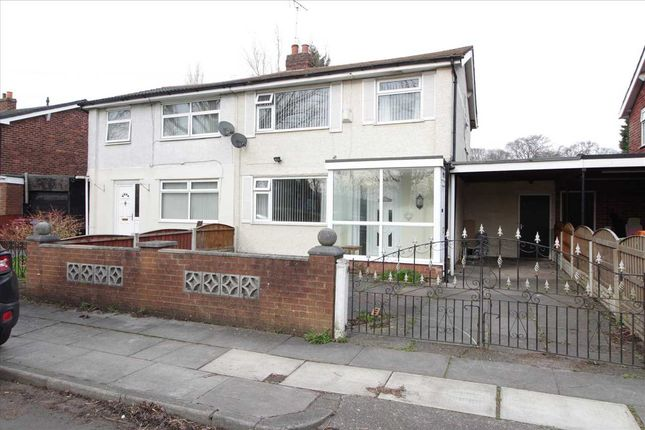 Thumbnail Semi-detached house for sale in Spinney View, Liverpool