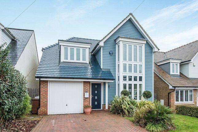 Thumbnail Detached house for sale in Bredhurst Road, Rainham, Gillingham
