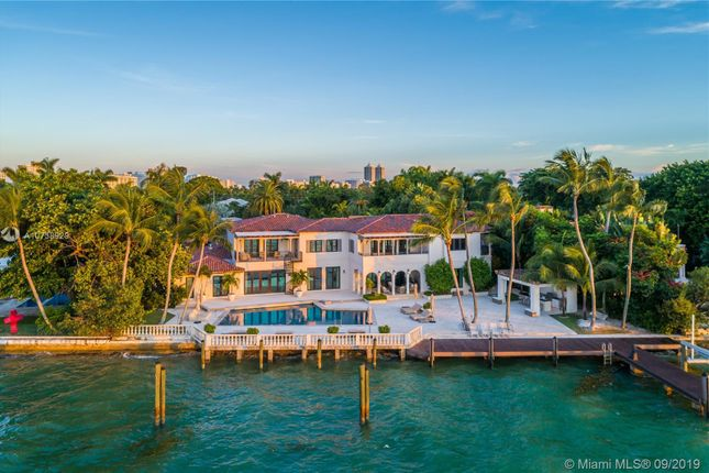 Thumbnail Villa for sale in Miami Beach, Miami-Dade County, Florida, United States