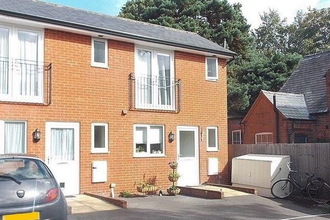 Thumbnail End terrace house to rent in Alexandra Road, Farnborough
