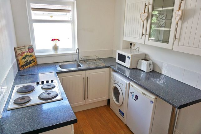 Kitchen of Gwydr Crescent, Uplands, Swansea SA2