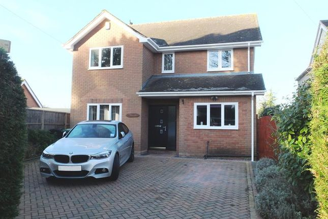 Detached house in  Hollins  Stowe Lane  Colwall  Malvern  Herefordshire W West Midlands