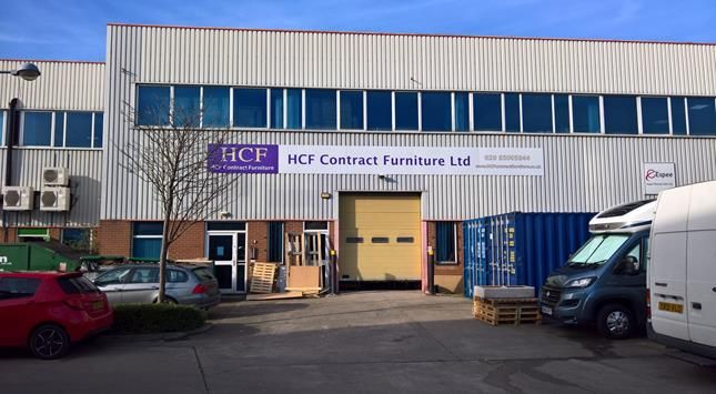 Thumbnail Commercial property for sale in Conqueror Court, Unit 2, Spilsby Road, Harold Hill, Essex