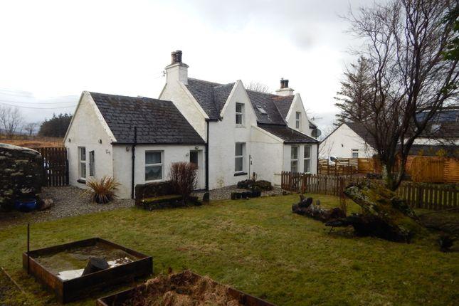 Thumbnail Detached house for sale in 11 Scullamus, Breakish, Isle Of Skye