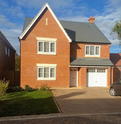 Thumbnail Detached house to rent in Garden Close, Grantham