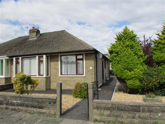 Thumbnail Bungalow to rent in Oak Avenue, Bare, Morecambe