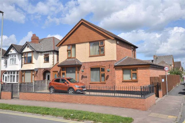 Thumbnail Detached house for sale in Tuffley Avenue, Linden, Gloucester