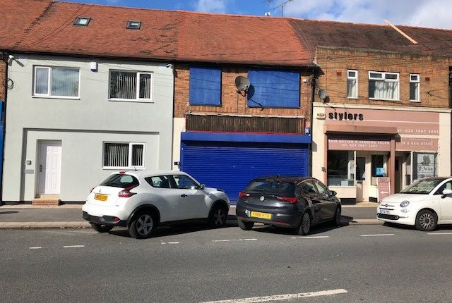 Retail premises to let in Prior Deram Walk, Coventry