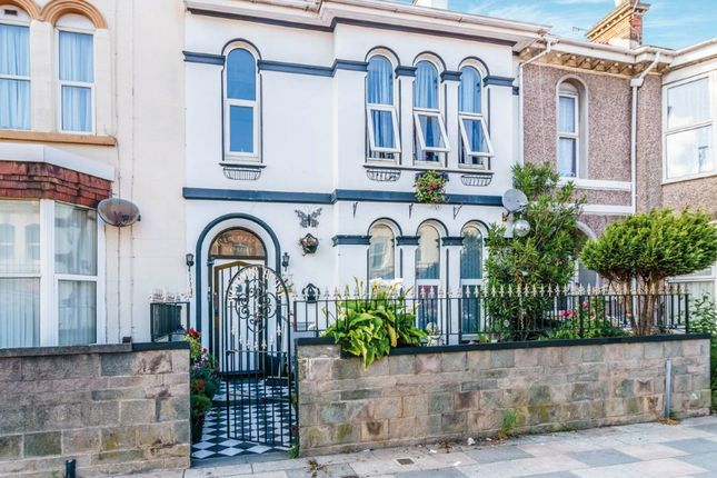 Thumbnail Terraced house for sale in Embankment Road, Plymouth, Devon