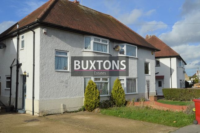 Thumbnail Semi-detached house to rent in St. Georges Crescent, Slough, Berkshire.