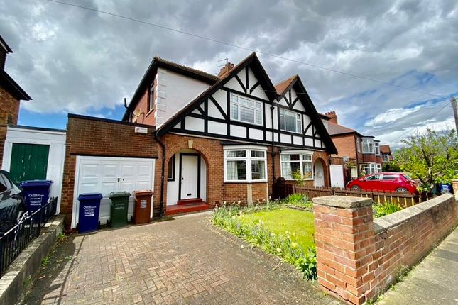 3 bed semi-detached house for sale in Holderness Road, Newcastle Upon Tyne NE6