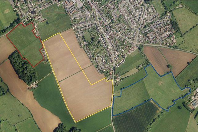 Thumbnail Land for sale in Wood Lane, Stalbridge, Sturminster Newton