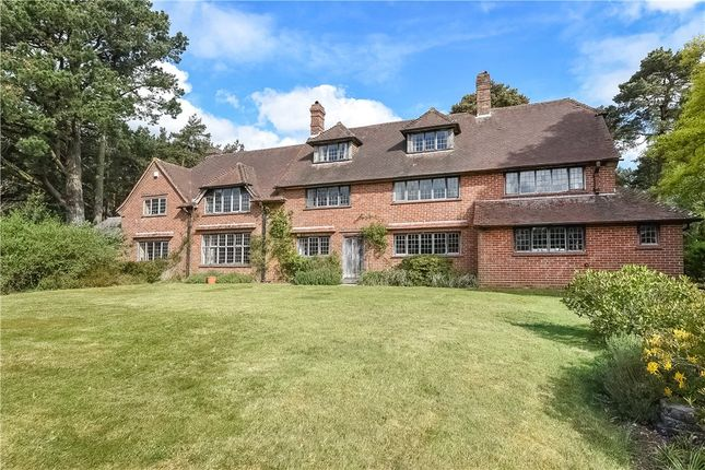 Thumbnail Property for sale in Rushall Lane, Corfe Mullen, Wimborne