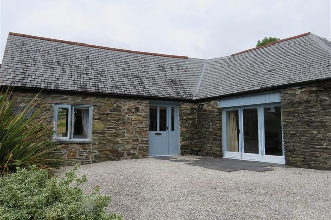 Thumbnail Barn conversion to rent in Tideford, Saltash