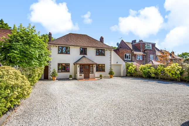 Thumbnail Detached house for sale in West End Road, West End, Southampton, Hampshire
