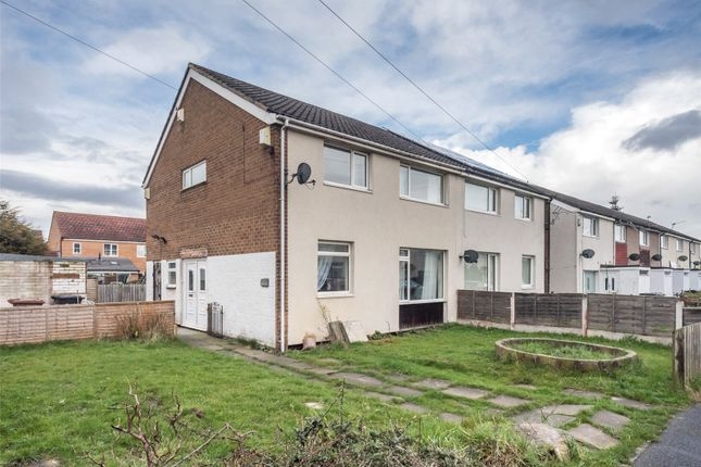 Thumbnail Semi-detached house to rent in Whinmoor Way, Leeds, West Yorkshire