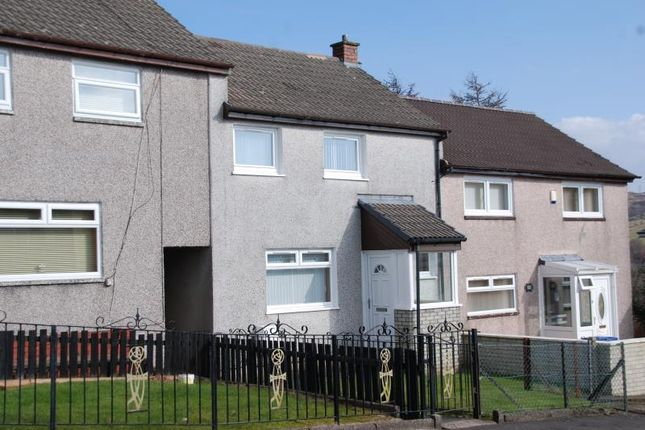Thumbnail Terraced house to rent in Fergus Place, Greenock