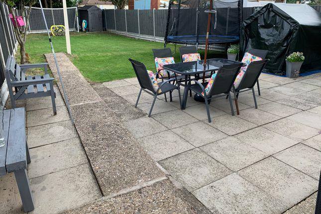 Rear Garden of Hattern Avenue, Leicester LE4