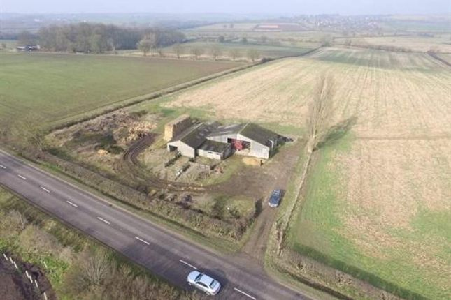 Thumbnail Land for sale in Old Dairy, Haddenham