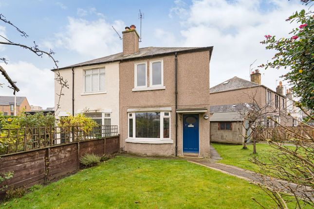 Thumbnail Semi-detached house for sale in 108 Bellevue Road, Edinburgh