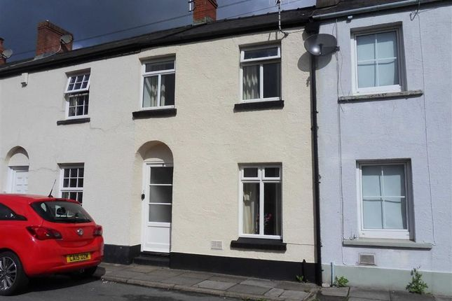 Thumbnail Terraced house for sale in Four Ash Street, Usk, Monmouthshire