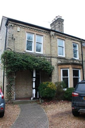 Thumbnail Semi-detached house to rent in Bury Road, Ramsey, Huntingdon