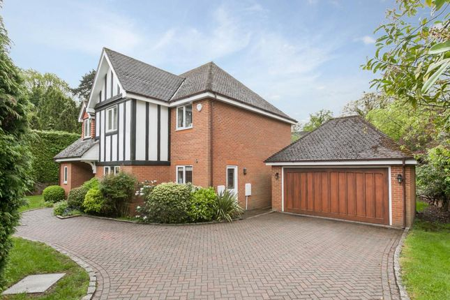 Thumbnail Detached house to rent in West Acres, Esher