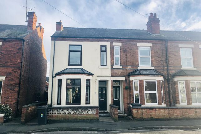 Thumbnail Property to rent in Victoria Road, Sandiacre, Nottingham