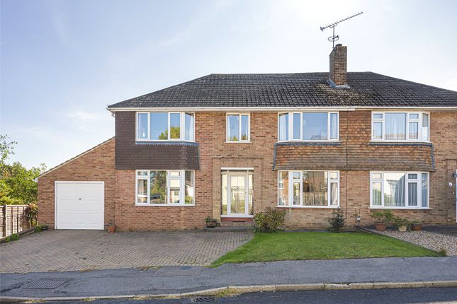 Thumbnail Semi-detached house for sale in Knighton Road, Otford, Sevenoaks, Kent