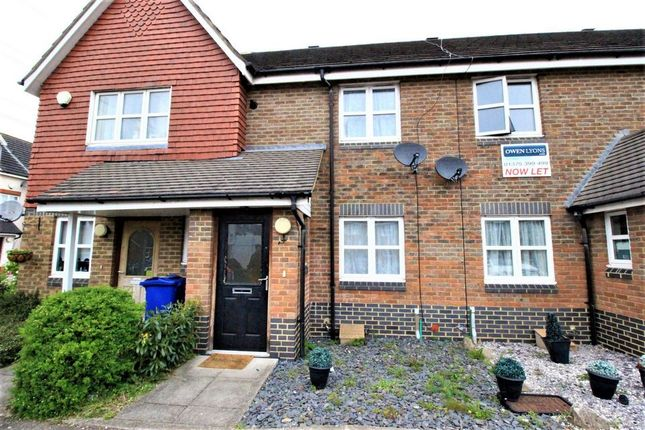 Thumbnail Terraced house to rent in Southwell Close, Chafford Hundred, Grays