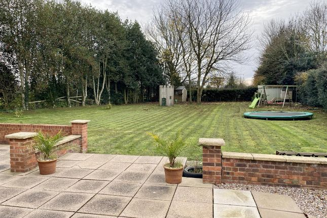 Rear Garden of Eastgate, Normanton-On-Trent, Newark NG23