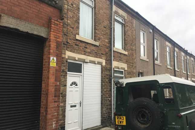 Thumbnail End terrace house to rent in Plessey Road, Blyth