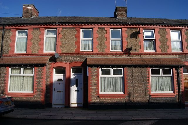 Thumbnail Terraced house to rent in Canterbury Street, Garston, Liverpool