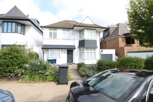 Thumbnail Detached house to rent in Shirehall Gardens, London