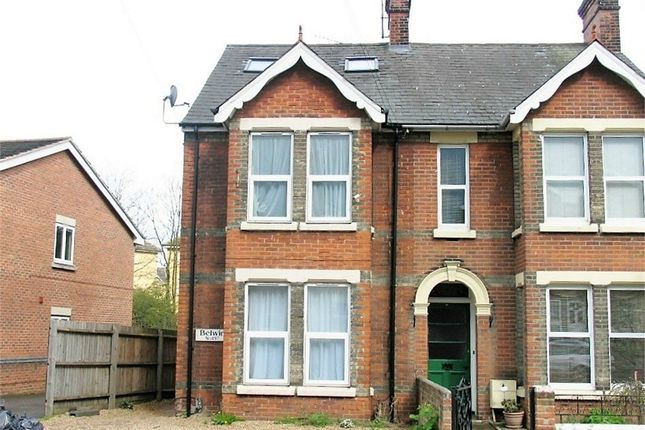Thumbnail Flat for sale in North Station Road, Colchester, Essex