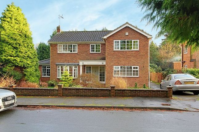 Thumbnail Detached house to rent in West Leys Park, Swanland, North Ferriby