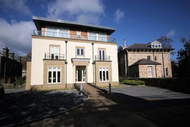 Thumbnail Flat to rent in South Park Road, Harrogate