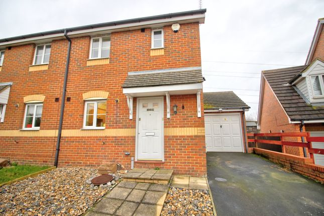 Thumbnail Semi-detached house for sale in Recreation Way, Sittingbourne