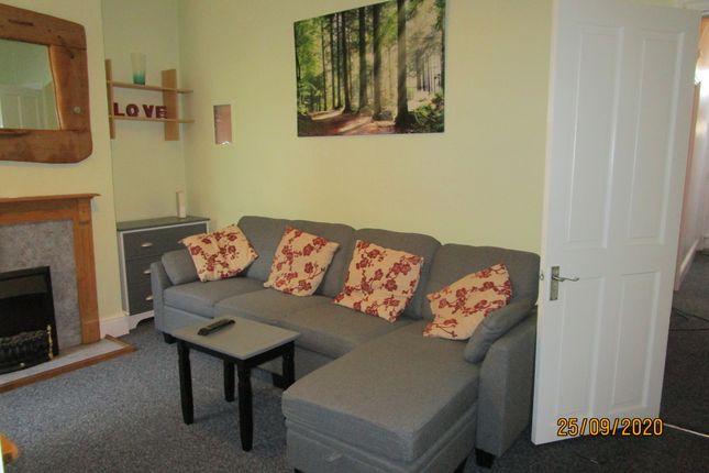 Spacious Lounge of Cobden Street, Derby DE22