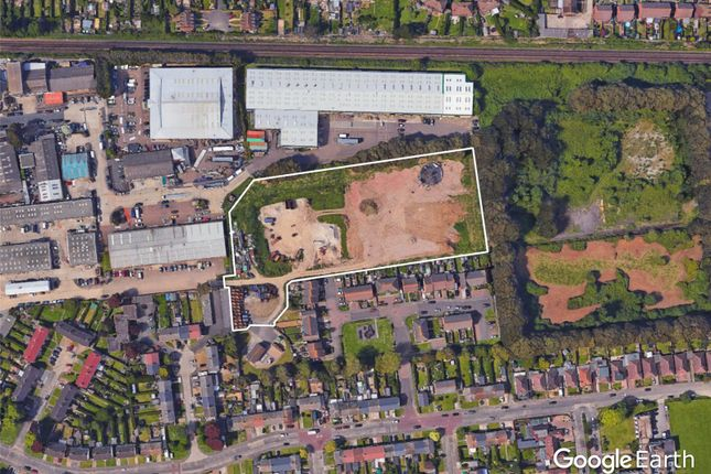 Thumbnail Land for sale in Martlets Way, Goring By Sea, Worthing, West Sussex