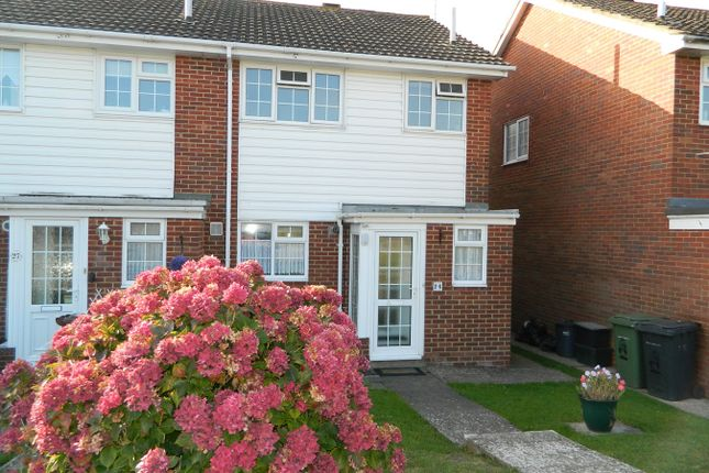 Thumbnail 3 bed semi-detached house to rent in Jarvis Brook Close, Cooden, Bexhill-On-Sea