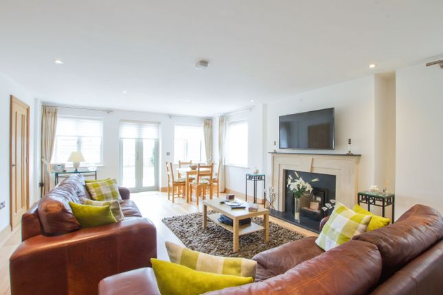 Thumbnail Flat to rent in Granville Road, Lansdown, Bath