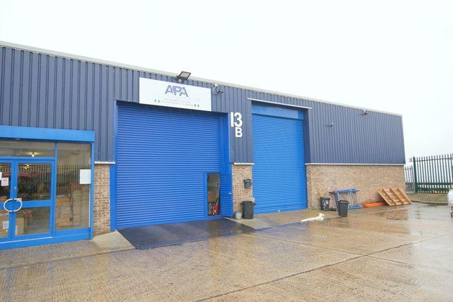 Thumbnail Industrial to let in Manchester Way, Heathway Industrial Estate, Dagenham