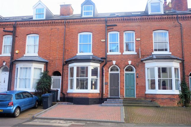 Thumbnail Terraced house for sale in Lonsdale Road, Birmingham