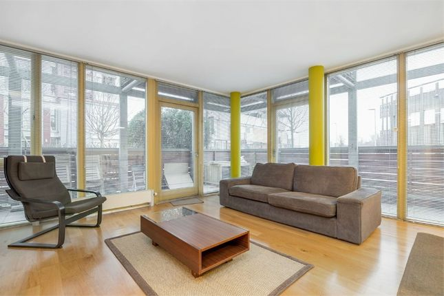 Thumbnail Flat for sale in Becquerel Court, School Square, Greenwich, London