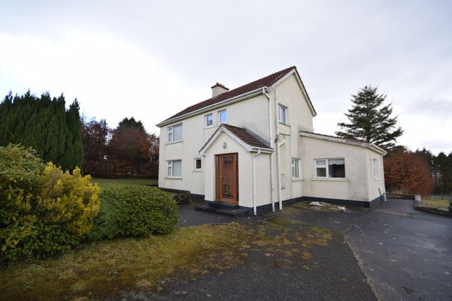 Thumbnail Detached house for sale in Banagher Road, Dungiven