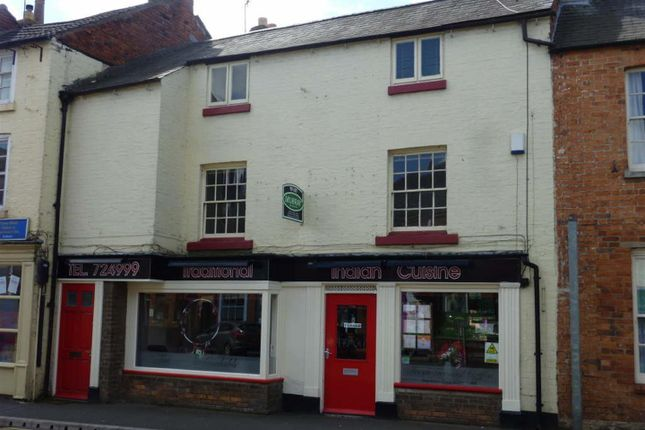 Thumbnail Flat to rent in Melton Road, Oakham