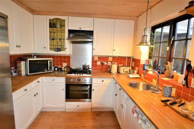 Kitchen of Wickets Way, Hainault, Essex IG6