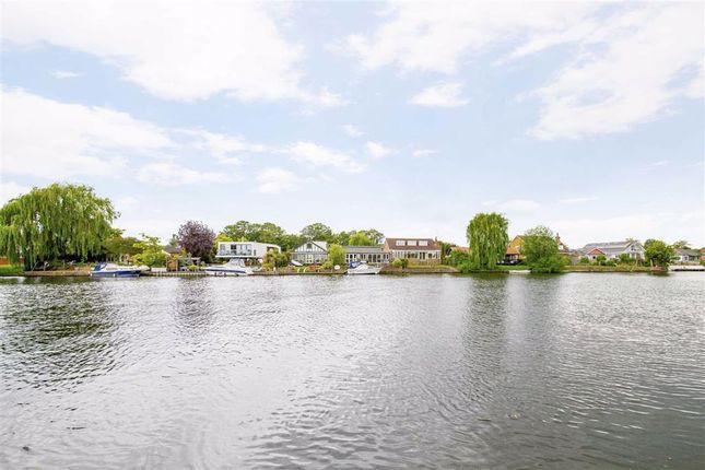 Property for sale in Riverside, Laleham Reach, Chertsey